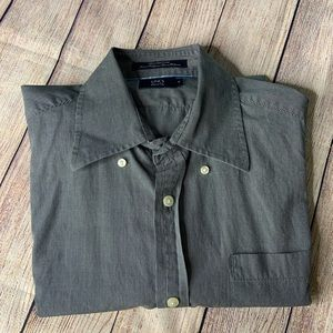 Lincs Button Up Shirt Medium
